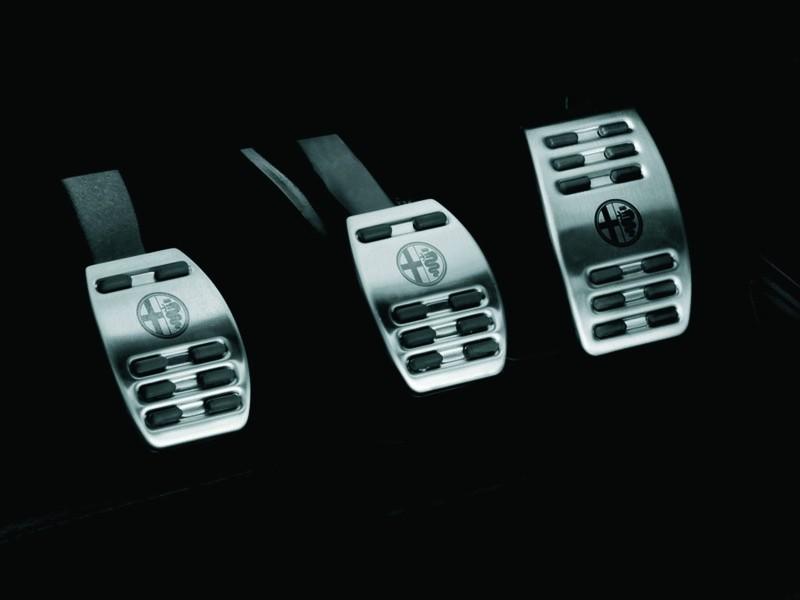 Alfa romeo logo floor mats 11
