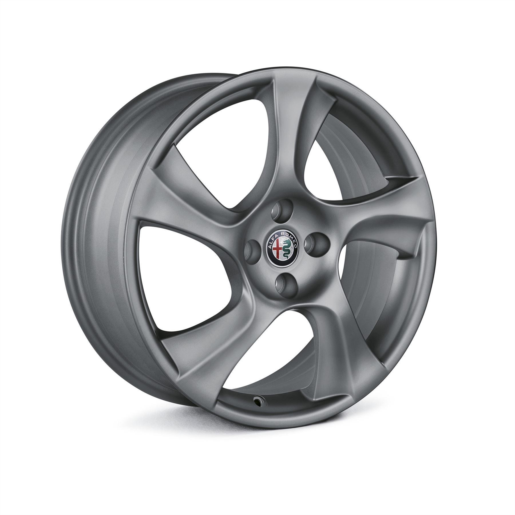 "MiTo 17"" Alloy Wheel Kit (4 x 50903236 Wheels)"