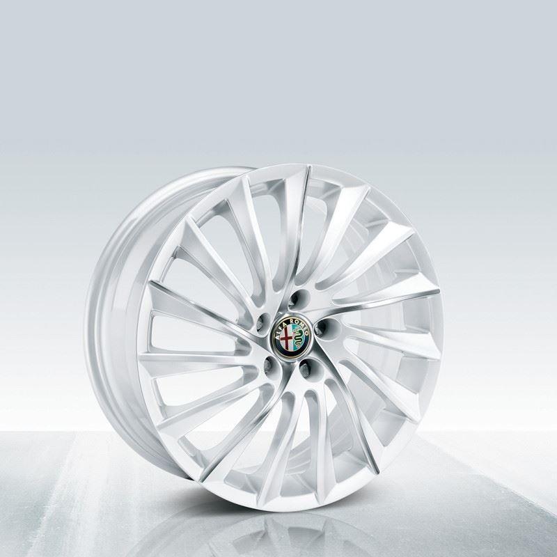 "Giulietta 18"" Alloy Wheels Kit (4 x 50903305)"