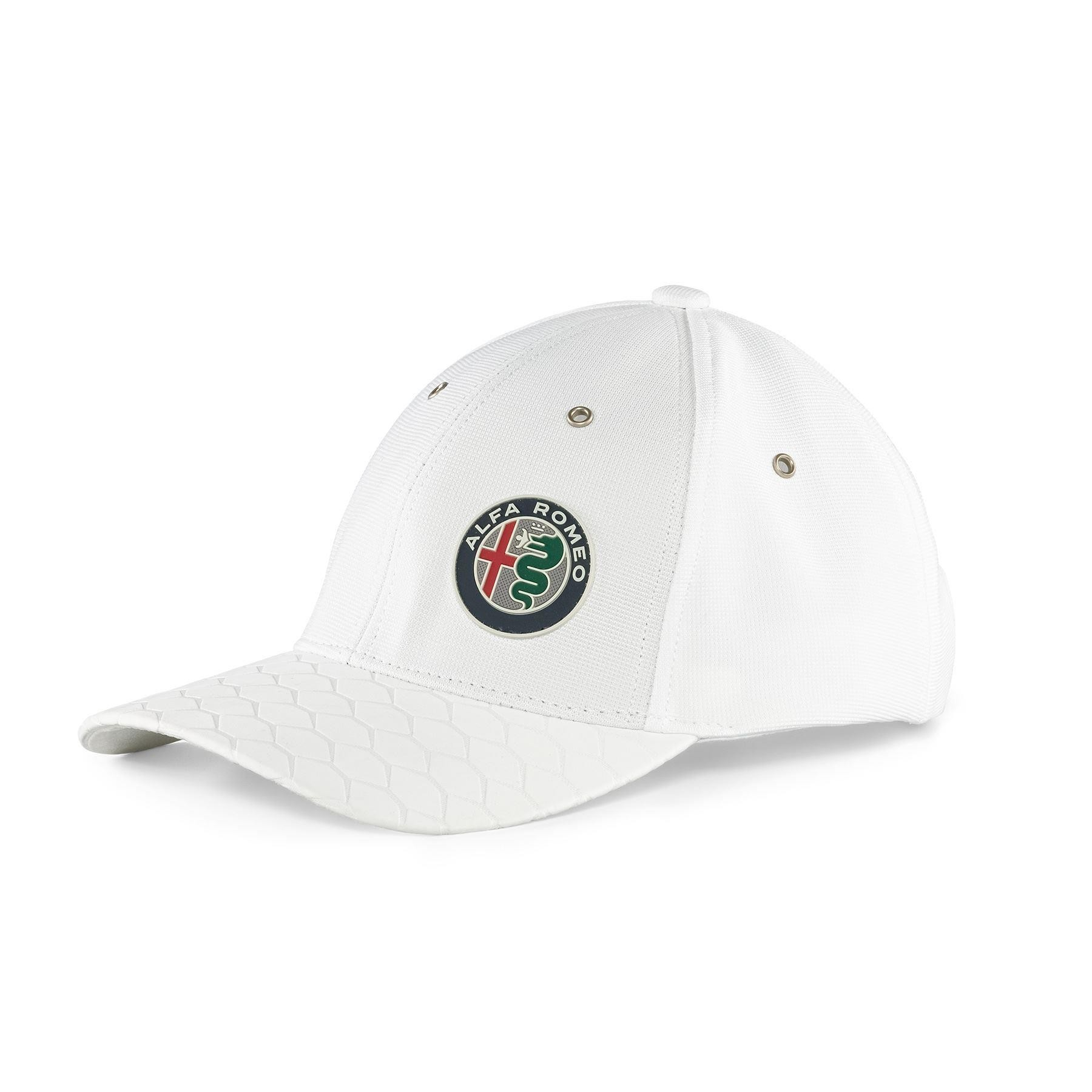 Genuine Alfa White Sport Cap