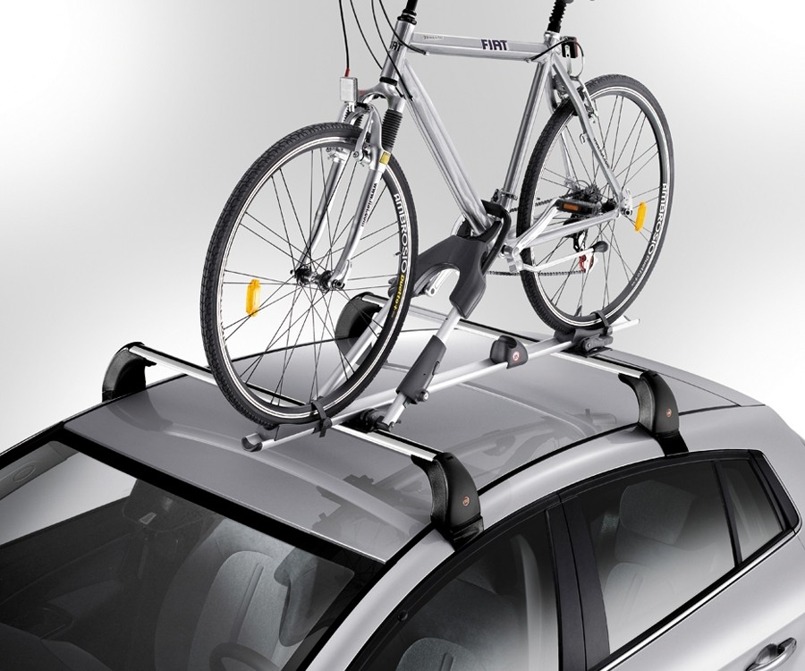 Stelvio/Giulia/Giulietta/MiTo Top Aluminum Bike Carrier