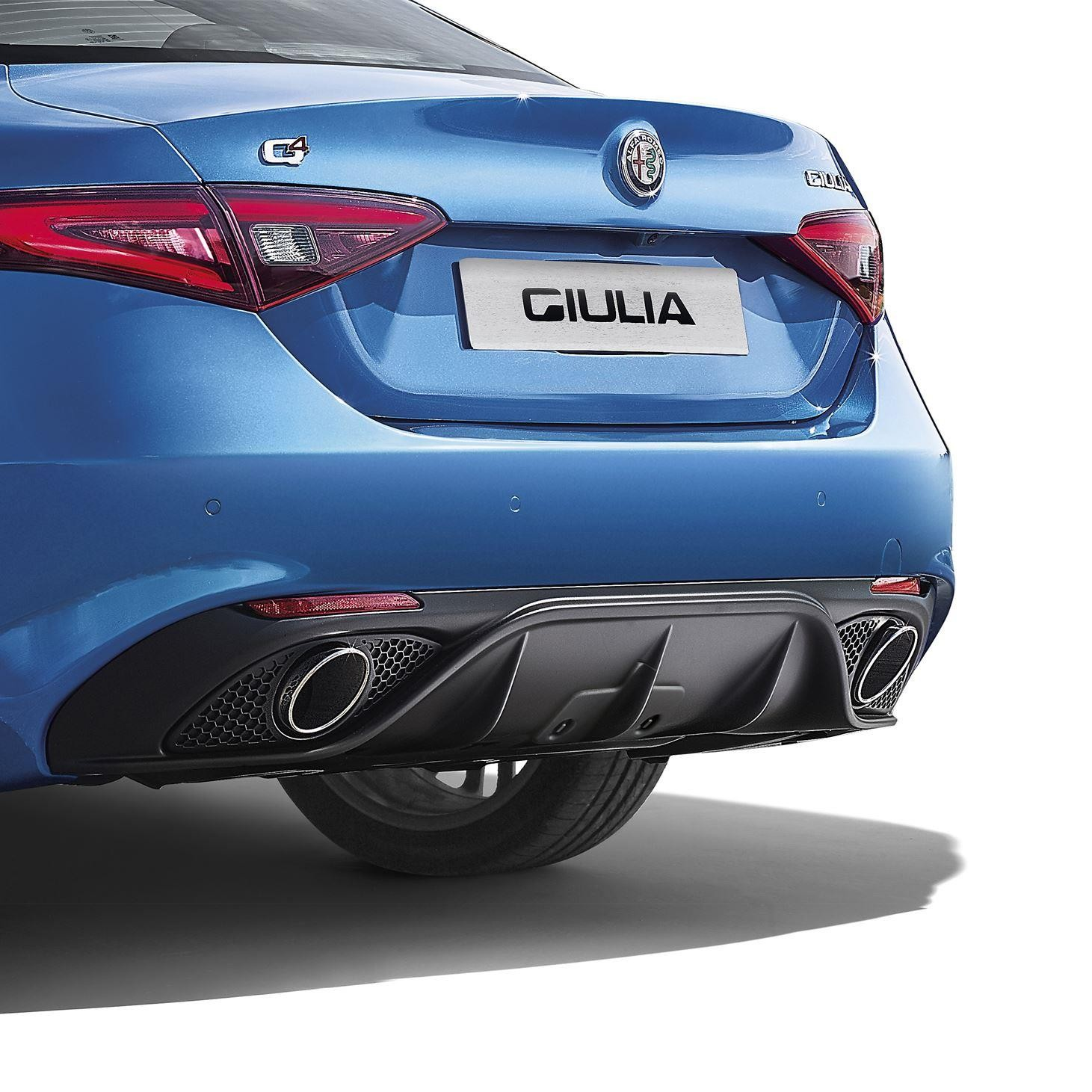 Giulia Tow Bar Cover - For Veloce Versions
