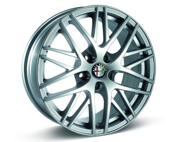"Alfa Romeo 17"" Alloy Wheel Kit"