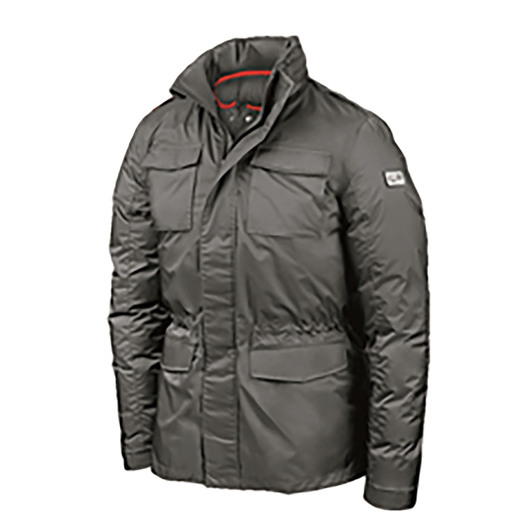 Genuine Alfa Grey 4C Unisex Jacket [Size: L]