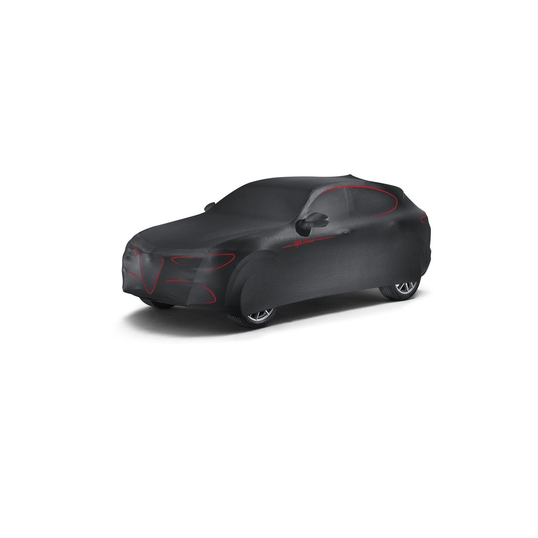 Stelvio Outdoor/Scratch/Bodywork Protection Car Cover
