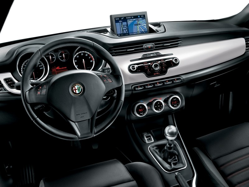 Alfa Giulietta Dashboard Cover Trim Kit - Ice White