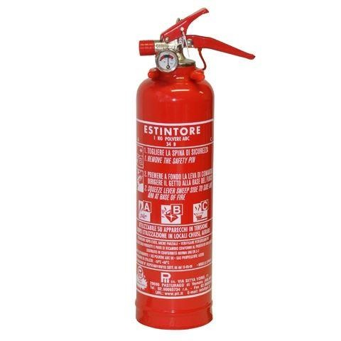 Stelvio Fire Extinguisher 1kg