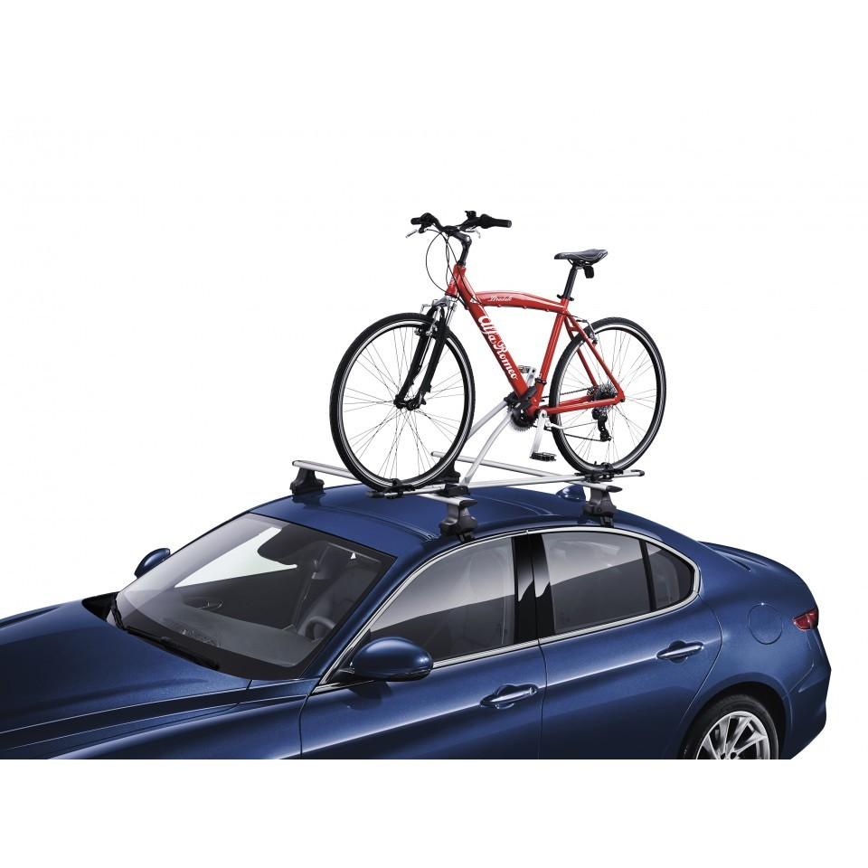 Stelvio/Giulia/Giulietta/MiTo Standard Steel Bike Carrier