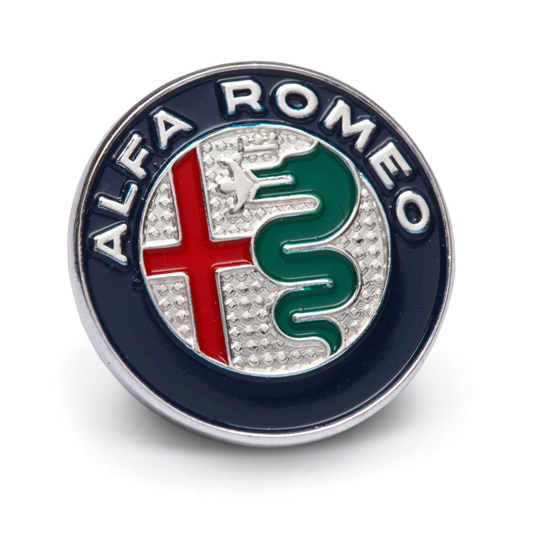 Genuine Alfa Pin