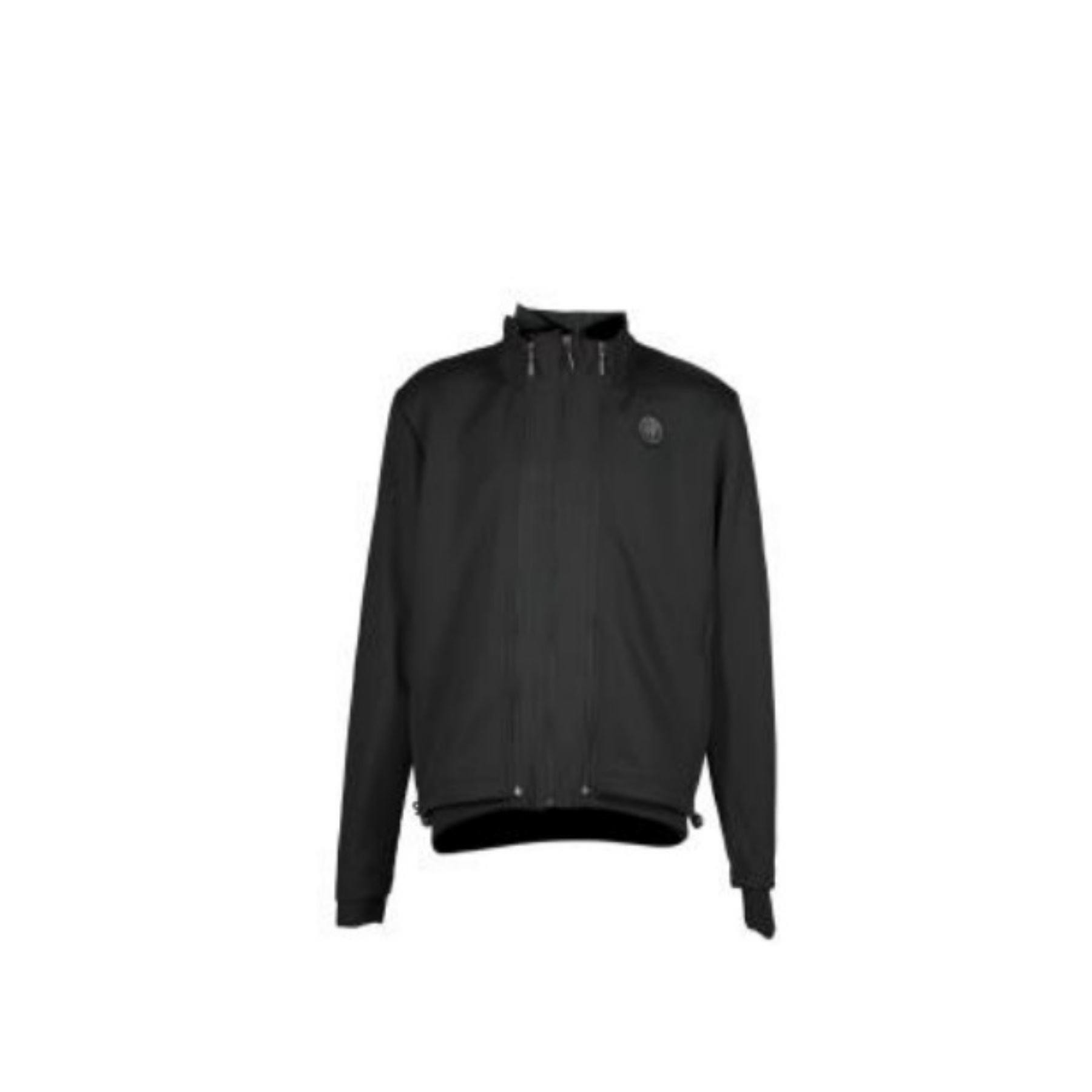 Genuine Alfa Black Mens Technical Sweatshirt [Size: XL]