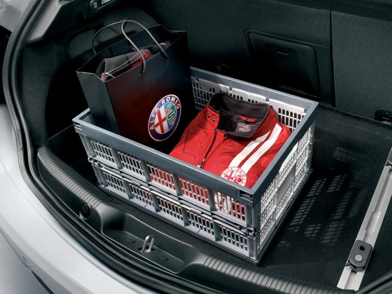 Giulietta Organiser Box - Cargo, Shopping, Luggage