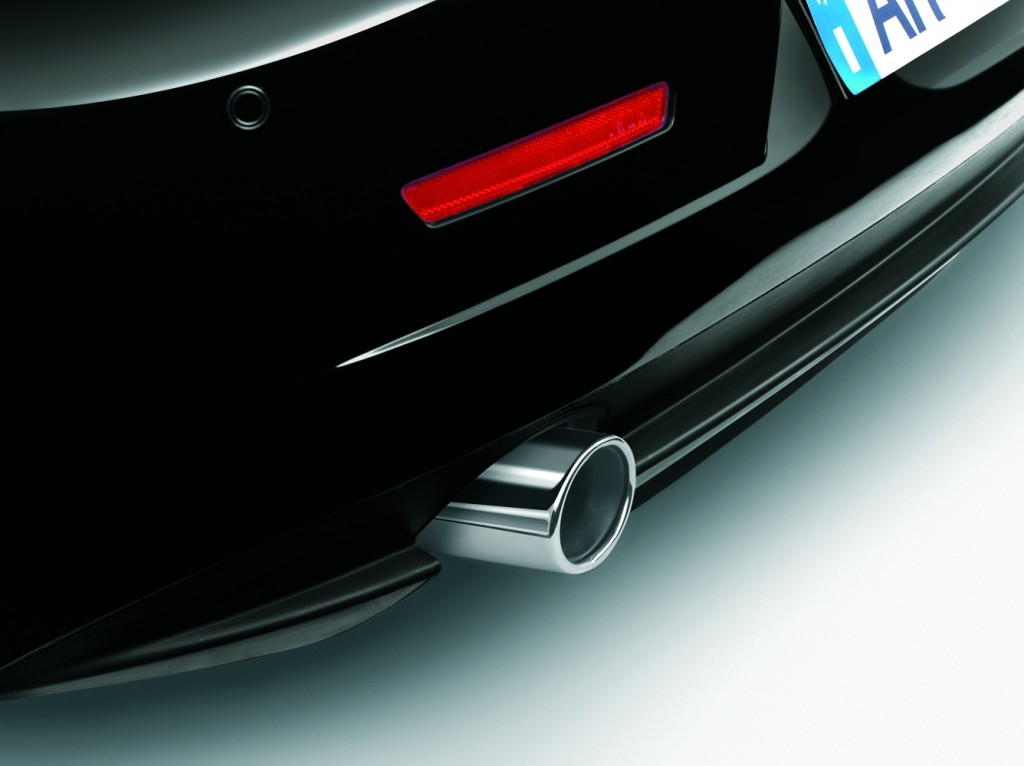 Alfa 159 Exhaust Pipe