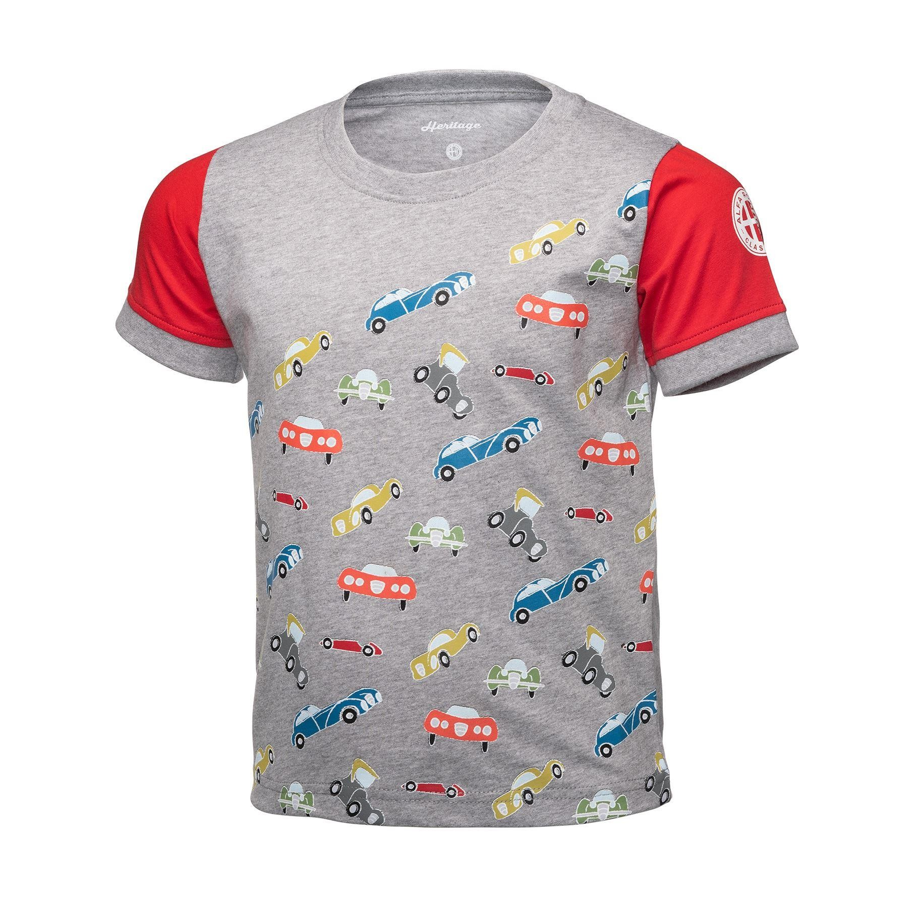 Heritage Kids/Children T-Shirt - Size 5-6 Years