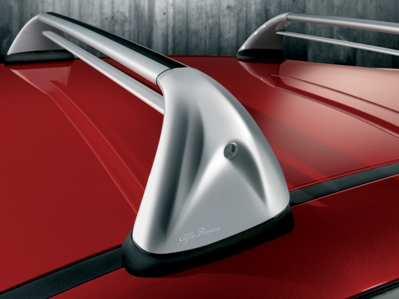 MiTo Transport/Carriage/Luggage/Cargo Roof Bars