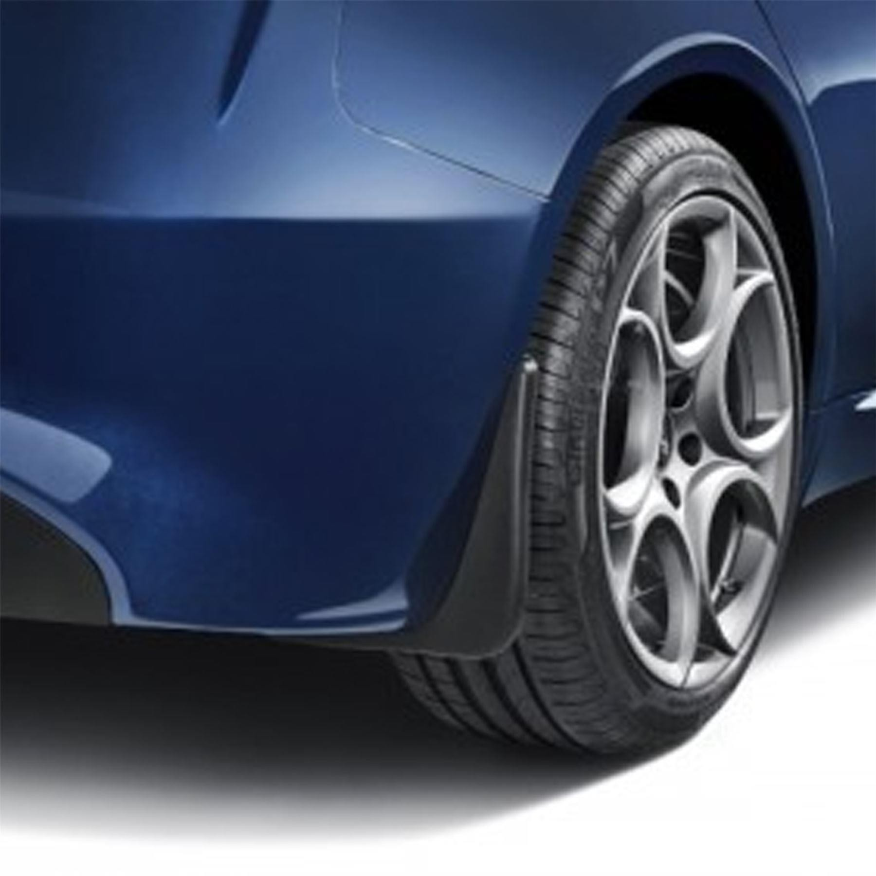Giulia Rear Splash Guards/Mud Flaps - Spray Protection