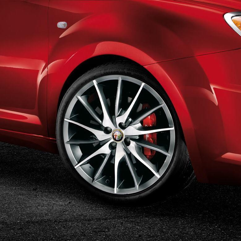 "MiTo 18"" Alloy Wheel [Single Wheel]"