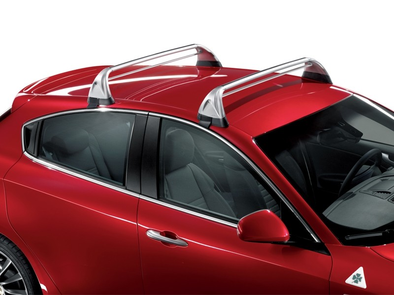 Giulietta Transport/Carriage/Luggage/Cargo Roof Bars