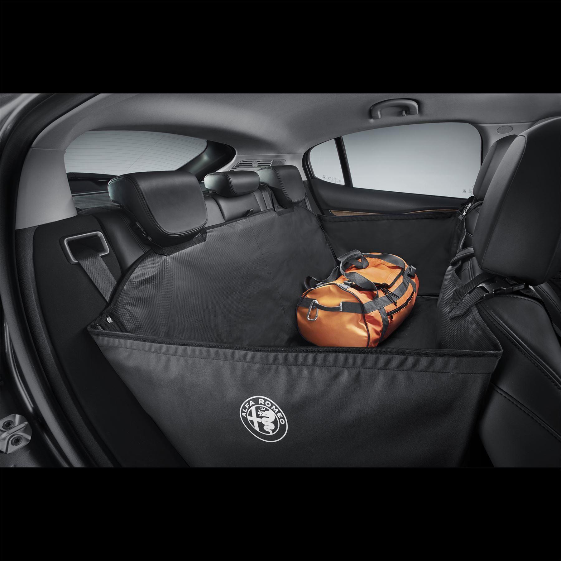 Stelvio/Giulia Rear Seat Protection/Damage/Tear/Scratch Cover