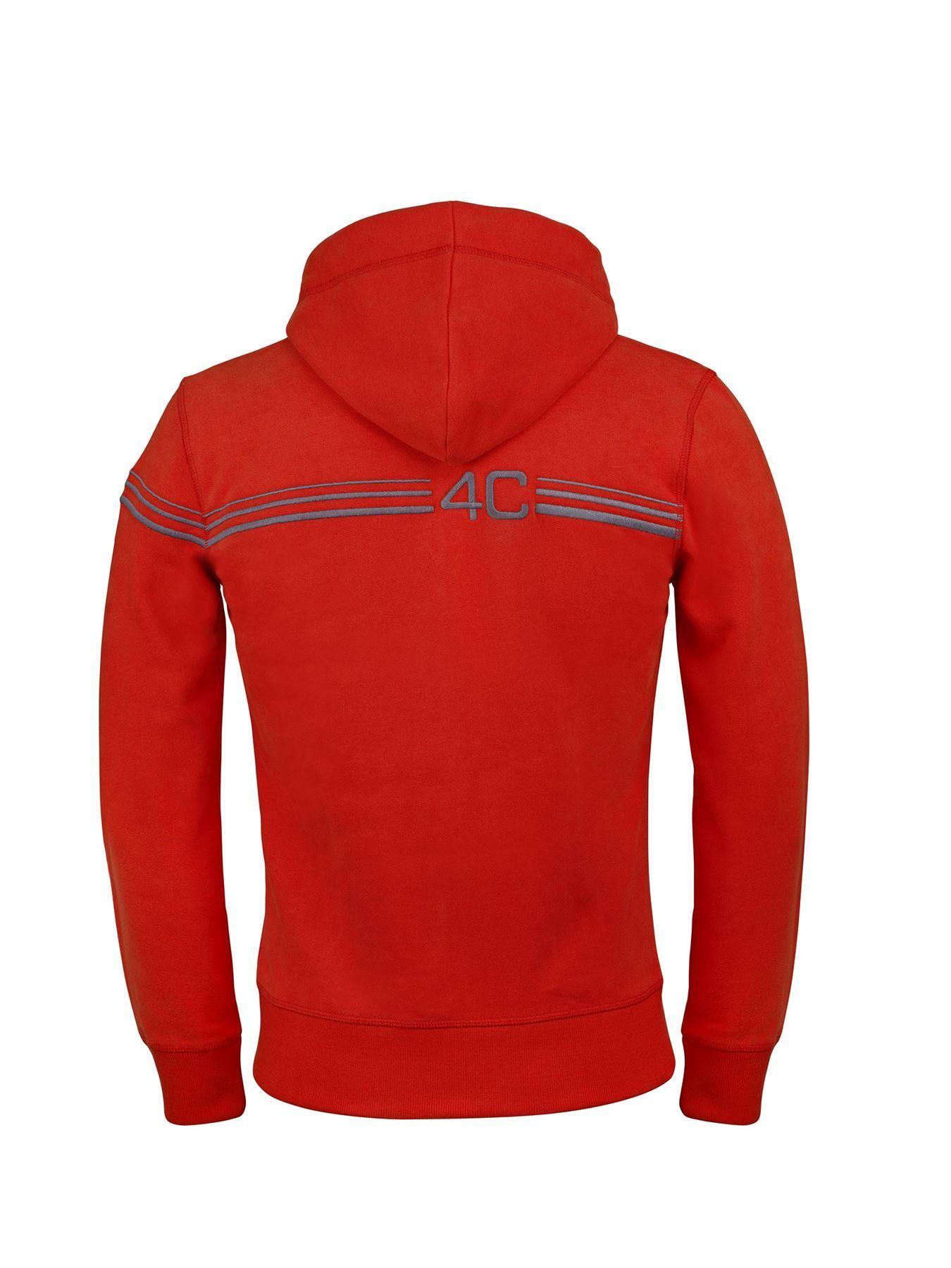4C Merchandise Unisex Red Hoodie/Jacket Medium - 5916724