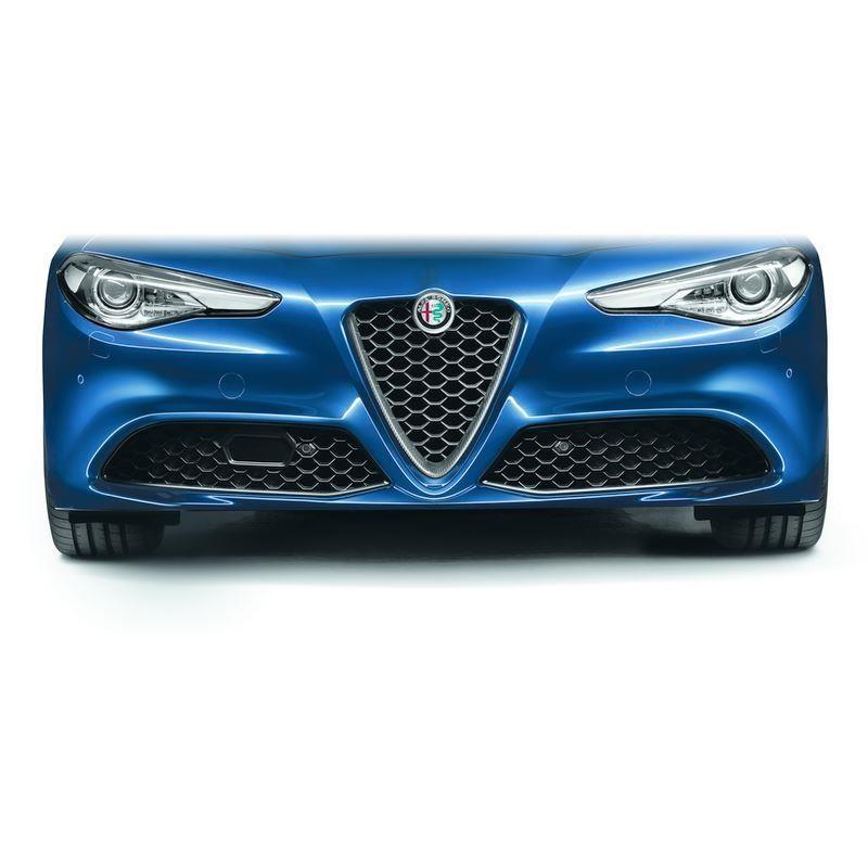 Giulia Front Grill Carbon Fibre - Giulia and Super Versions