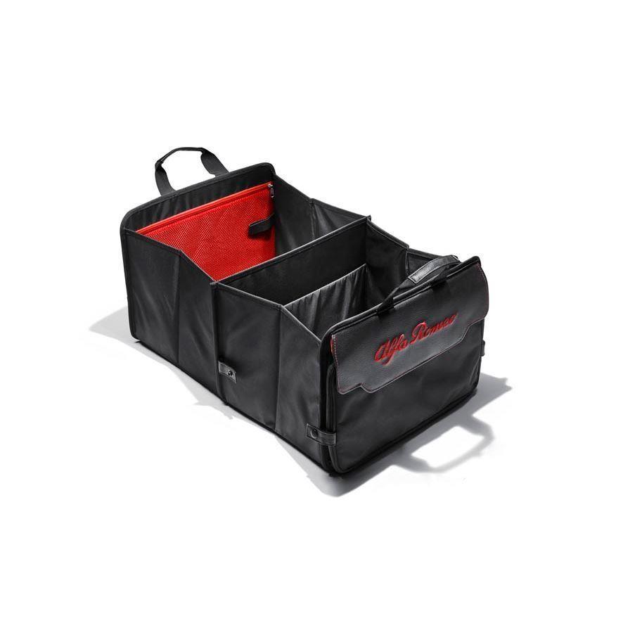 Stelvio/Giulia Luggage/Storage/Cargo Compartment Foldable Box