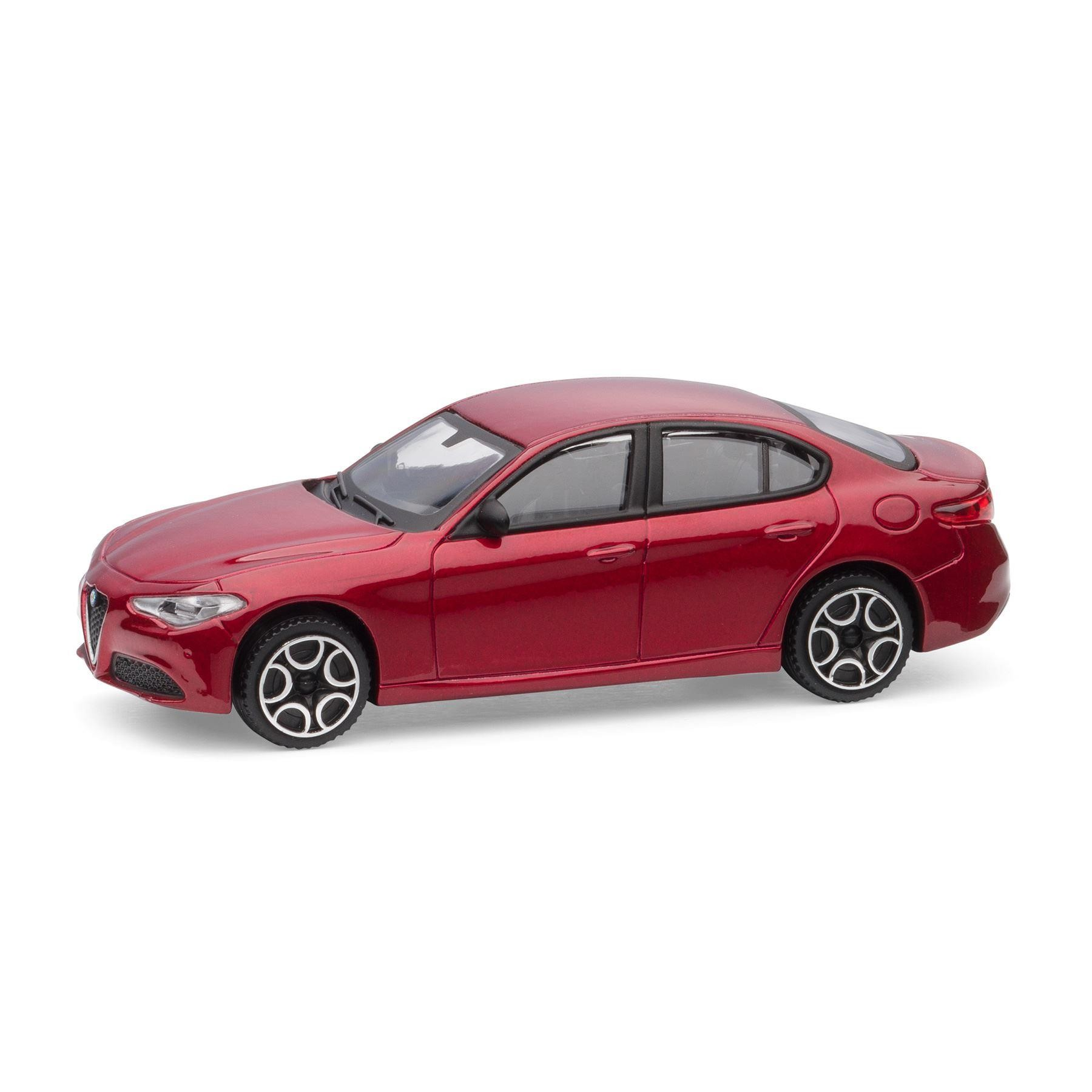 Giulia Car Model/Matchbox 1:43