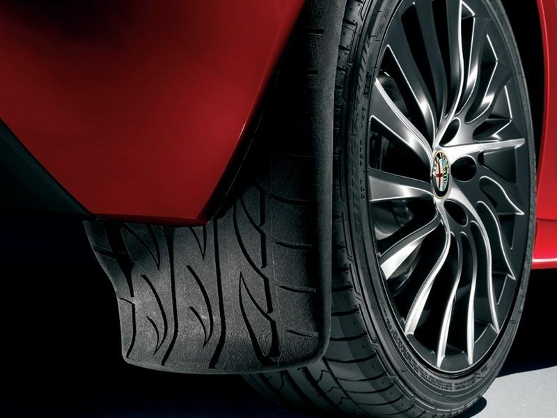 Alfa Giulietta Mudflaps - Rear