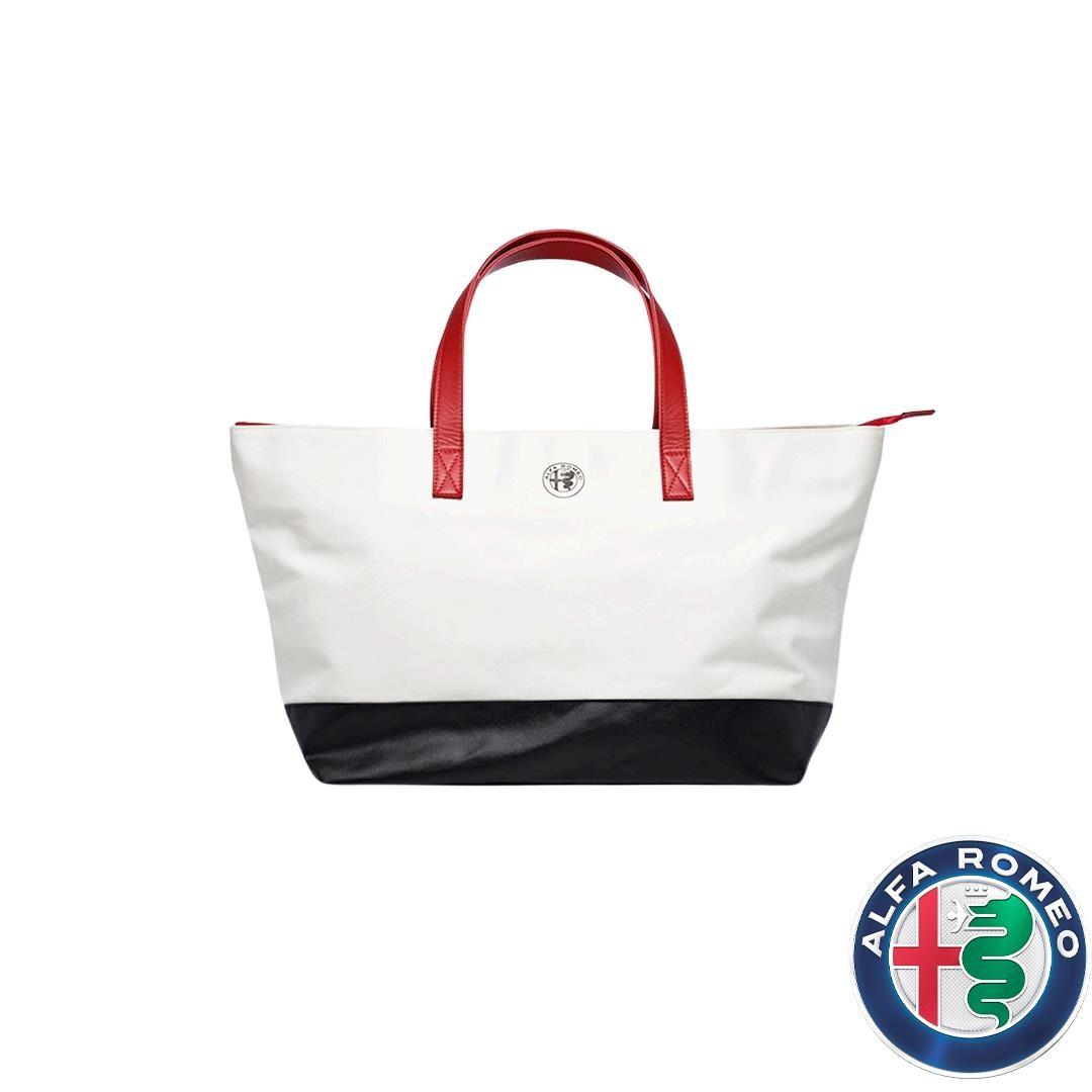 Alfa Romeo Canvas Bag