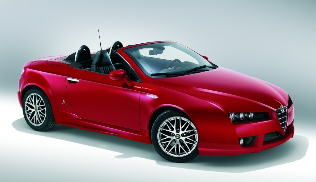 Alfa Brera/Spider Side Skirts