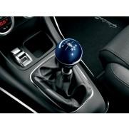 Alfa Giulietta Gear Lever Knob - Deep Blue