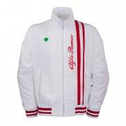 Merchandise White Unisex Light Jacket Large - 5916812