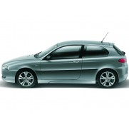 Alfa 147 Door Protection Strips - 3 Door