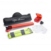 Giulietta Security Kit/Breakdown - Traingle, Gloves, Vest