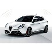 Giulietta Anti Theft Protection - Car Alarm