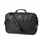 Genuine Alfa Black Shoulder Laptop Bag