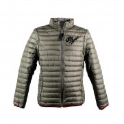 Genuine Alfa Grey Heritage Light Jacket, XXL [Size: XXL]