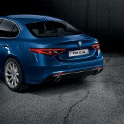 Giulia Rear Parking Sensors