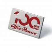 Genuine Alfa Centenary Logo Pins