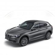 Stelvio/Giulia Volumetric/Anti-Theft Car Alarm