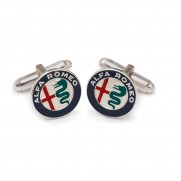 Genuine Alfa Cufflinks