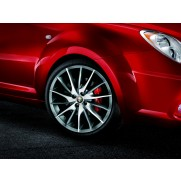 "MiTo 18"" Alloy Wheel Kit (4 x 50903240 Wheels)"
