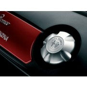 Giulietta/MiTo Polished Aluminum Petrol Engine Oil Cap