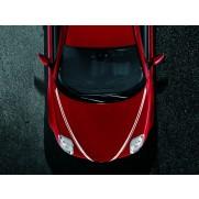 Alfa MiTo Bonnet V Racing Sticker