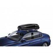 Stelvio/Giulia/Giulietta/MiTo Roof Transport Cargo Box 390L