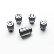 Giulietta/MiTo Security Wheel Bolts - Anti Theft