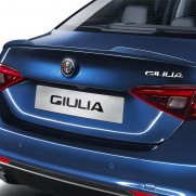 Giulia ABS Rear Stylish Sport Look Spoiler
