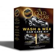 Meguiars Gold Class Wash & Wax Car Care Kit