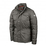Genuine Alfa Grey 4C Unisex Jacket [Size: S]