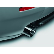 Alfa 147 Oval Exhaust Pipe