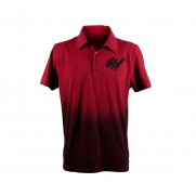 Genuine Alfa Red Mens Polo Shirt [Size: XXL]